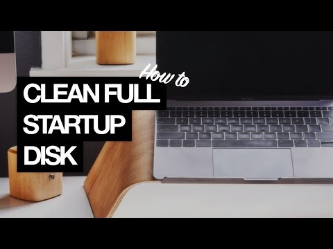 MacFly Pro: What to Do When Your Startup Disk is Full on Mac