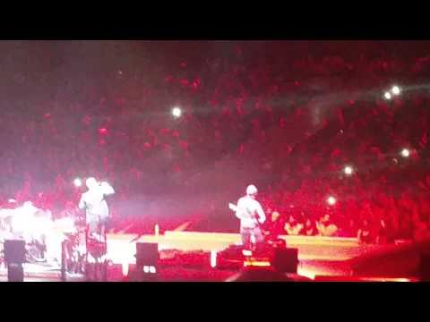U2 at the 02 Where The Streets Have No Name