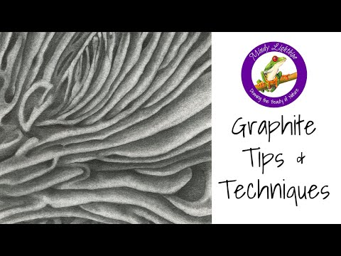 How to Use a Paper Stump for Drawing