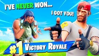 Download I got a 9 Year Old fan his 1st Victory Royale! (EMOTIONAL) Video