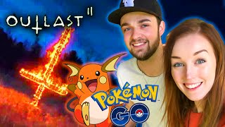Gamescom Vlog! - Pokemon Go, Outlast 2 And More!