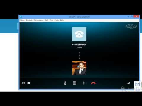 How to make free calls from your skype?