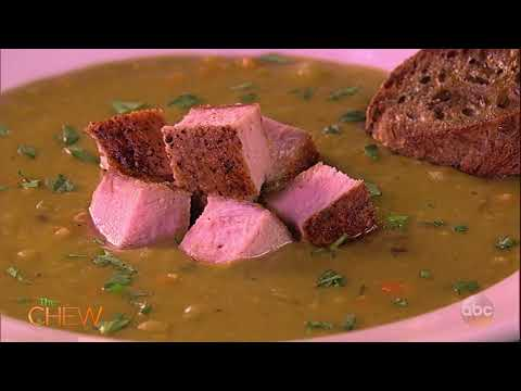 How to Make Split Pea Soup | The Chew