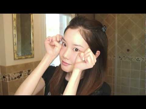 Japanese Skincare: How to Vanish Dark Circles + Face Slimming!