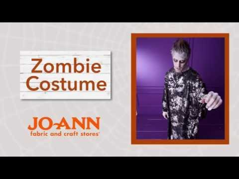 How to Make a Zombie Costume With JOANN