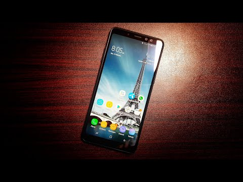 10 cool things to do with Samsung Galaxy A8 Plus part 2!