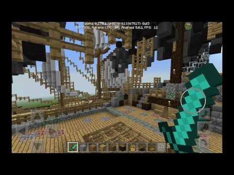 Cool Minecraft P.E Pirate ships