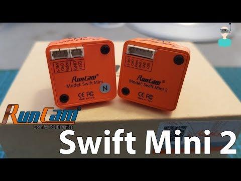 Runcam Swift Mini 2 - Overview & SBS Comparison