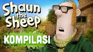 Shaun the Sheep - Season 4 Compilation (Episodes 1-5)