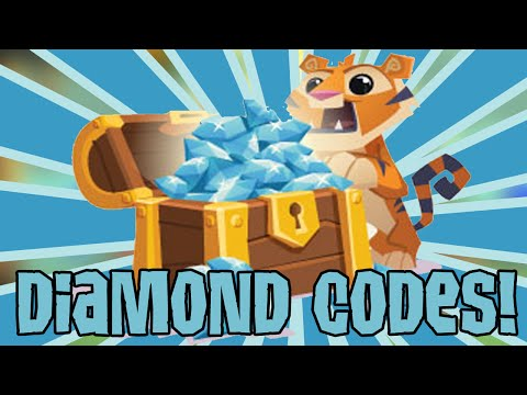 ANIMAL JAM: DIAMOND CODES APRIL 2016