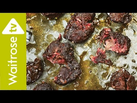 Rich Harris's Sichuan Smoked Pig Cheeks With Plum Ketchup | Waitrose
