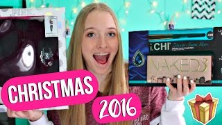 What I Got For Christmas 2016