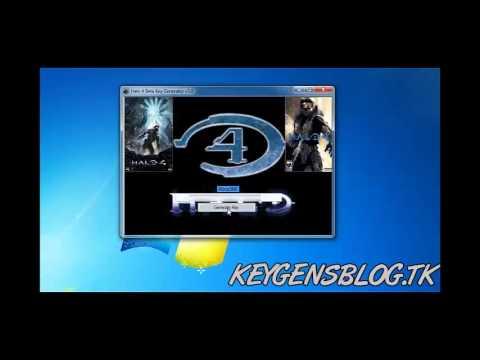 Halo 4 Beta for XBox 360 -- KeyGen