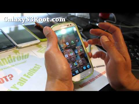 How to Unroot Galaxy S3!
