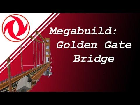 Mega-Build: Golden Gate Bridge