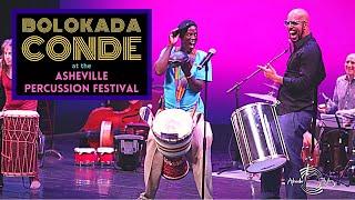Asheville Percussion Festival 2017 - BOLOKADA CONDE