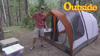 Essential Gear You Need to Start Car Camping   Outside