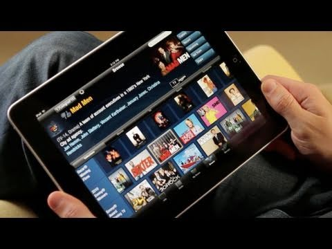 TiVo iPad Remote App