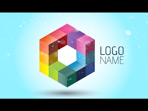 Adobe Illustrator CC | 3D Logo Design Tutorial (Vivid)