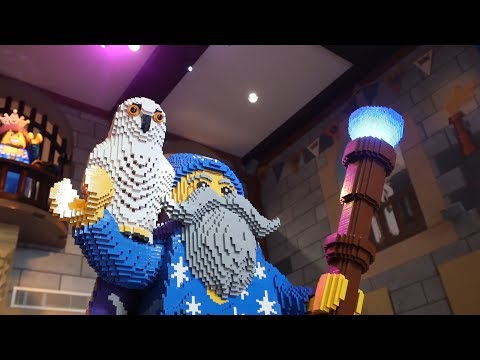 First look: Inside Legoland's new Castle Hotel