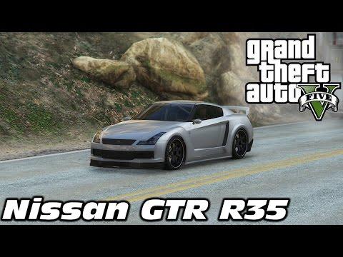 Grand Theft Auto 5 | Fast and Furious 6 Car Build: Nissan Skyline GTR R35