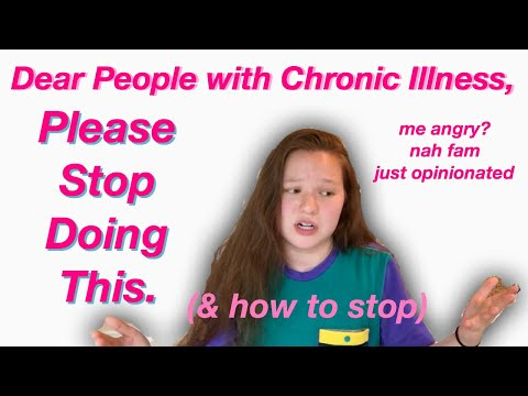 My Issue with Chronic Illness and Social Media