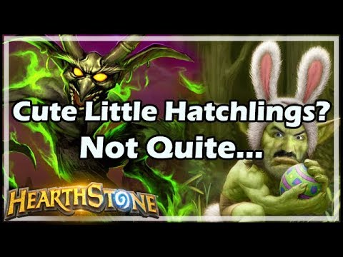 [Hearthstone] Cute Little Hatchlings? Not Quite… - Tavern Brawl #152