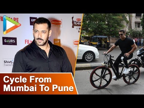 Did You Know Salman Khan Used To Cycle From Mumbai To Pune? Check Out…