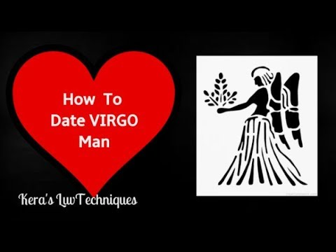 How To Date A Virgo Man