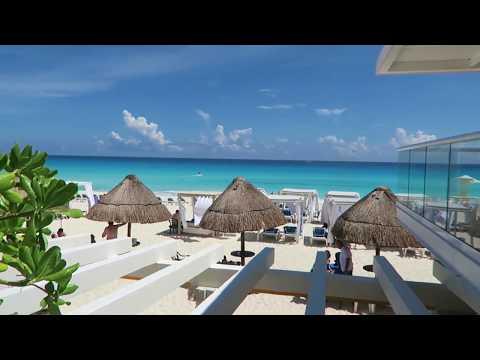 After Watching This Video You Will Feel Like Heading To A  Beach Vacation - Cancun Mexcio - Go Pro