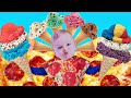 Pizza And Ice Cream SONG For Kids Songs For Children With Baby Superhero