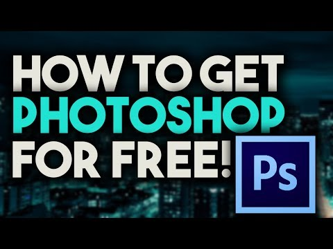 How To Get Photoshop CS6 For Free. 32/64 bit  (DECEMBER 2017) Working!