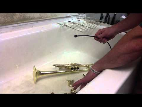 Give Your Trumpet A Bath