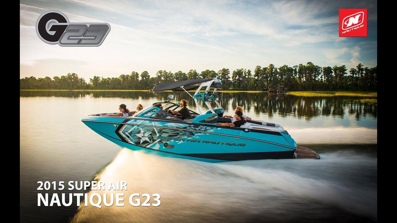 2015 Super Air Nautique G23