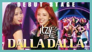 Download [HOT Debut] ITZY - DALLA DALLA , 있지 - 달라달라 Show Music core 20190216 Video