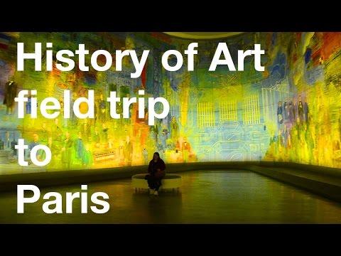 BA History of Art – a week in Paris | Oxford Brookes University