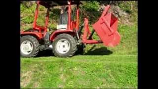 Traktorski plato RUSTJA - PakVim net HD Vdieos Portal