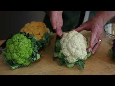 How To Cut A Cauliflower The Right Way