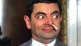 Tissue Trouble Funny Clip Mr Bean Official