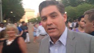 Jim Acosta Meets Mark Dice (Again)