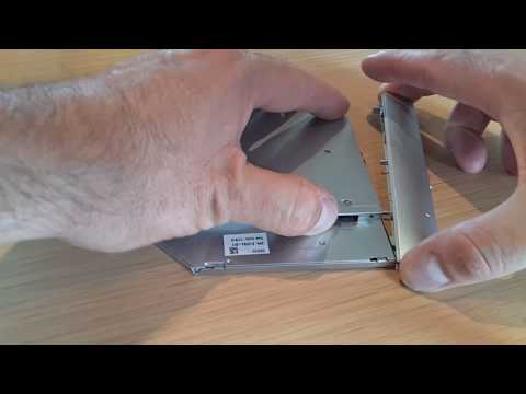 How to Swap Your Laptop DVD Drive for an SSD or Hard Disk