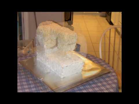 Jan's Janome Sewing machine Birthday Cake.wmv