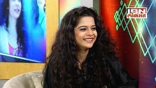 IBN Lokmat |Talk Time | Mithila Palkar