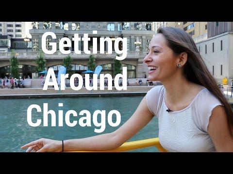 Chicago Travel - How to Get Around - 5 Ways