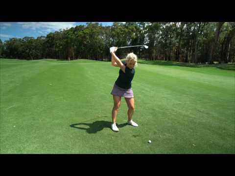 Australian Golf Digest - Annabel Rolley - Instruction - Ball bound