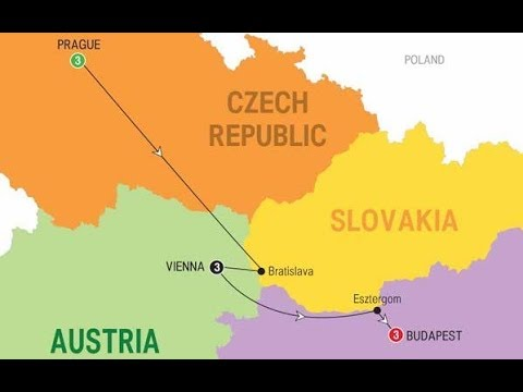 TRAFALGAR Prague, Vienna & Budapest 4th - 13th August 2017