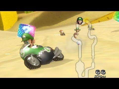 Mario Kart Wii - Online Racing in 2018! Worldwide races via Wiimmfi!