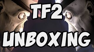 Tf2 Unboxing 5 Nice And 5 Naughty Crates 2013 Unusual Edition