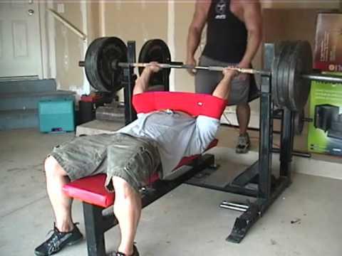 slingshot bench training matt kroc