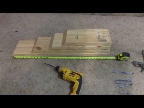 RV Ramp For Tire Changing And/Or Leveling